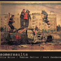 Album Somersaults by Tobias Delius