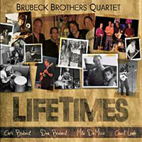 The Brubeck Brothers Quartet: LifeTimes