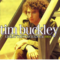 Album Live At The Troubadour 1969 by Tim Buckley
