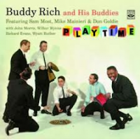"Read ""Buddy Rich & His Buddies: Playtime"""