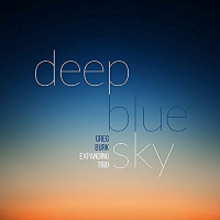 Album Deep Blue Sky by Greg Burk