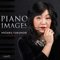 "Stunning Originals Featured On Pianist Michika Fukumori's ""Piano Images"" - Solo Project Produced By Steve Kuhn"