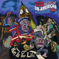 Album The Great Un-American Songbook Vol. III: Run for Your Life by Ed Palermo