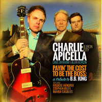 Payin' The Cost To Be The Boss: a tribute to BB King