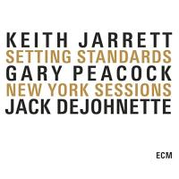 Album Setting Standards: New York Sessions by Keith Jarrett