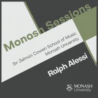 Album Monash Sessions: Ralph Alessi by Sir Zelman Cowen School of Music, Monash University