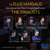 Album The ELLIS MARSALIS International Jazz Piano Competition presents THE...