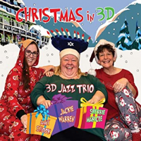 "Read ""Christmas in 3D"" reviewed by Dan Bilawsky"