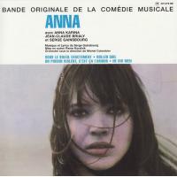 Serge Gainsbourg: Anna (Bande Originale De La Comedie Musicale)