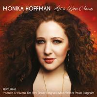 Album Let's Run Away by Monika Hoffman