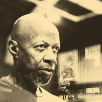 Album Through Luminous Eyes by Laraaji