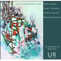 Album Eight Hands One Mind by Dom Minasi