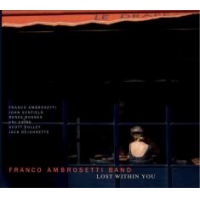 Album Lost Within You by Franco Ambrosetti