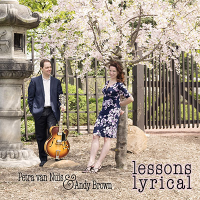 Album Lessons Lyrical by Petra van Nuis