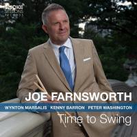 Album Time to Swing by Joe Farnsworth