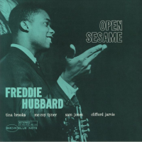 Album Open Sesame by Freddie Hubbard
