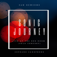 Album Sonic Journey: Live at the Red Room (Solo Concert) by Sam Newsome