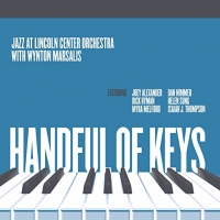 Album Handful of Keys by Jazz at Lincoln Center Orchestra with Wynton Marsalis
