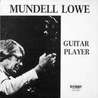 Guitar Player by Mundell Lowe