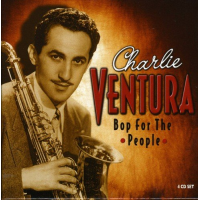 Album Bop For The People by Charlie Ventura