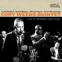 Album Live at Frankie's Jazz Club by Cory Weeds