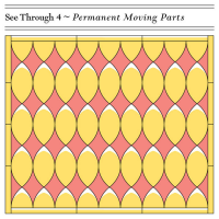 Album Permanent Moving Parts by Pete Johnston
