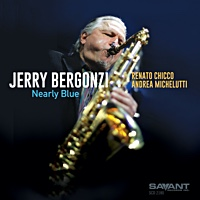 Album Nearly Blue by Jerry Bergonzi
