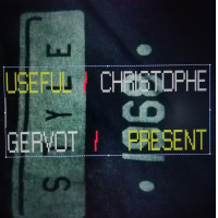 Album Useful present by Christophe Gervot