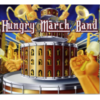 Album Critical Brass by Hungry March Band