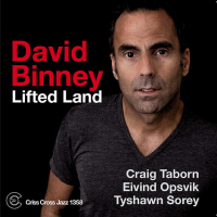 Album Lifted Land by David Binney