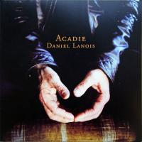 Album Acadie Goldtop Edition by Daniel Lanois