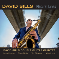 Album Natural Lines by David Sills