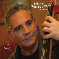 "Read ""Lello's Italian Job Volume 2"" reviewed by Jerome Wilson"