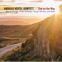 Album Sun On The Way by Andreas Hertel