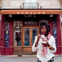 Album Babylon Cafe by Diana Hamilton
