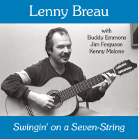 "Read ""Swingin' on a Seven-String"" reviewed by John Kelman"