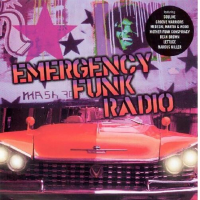 Album Emergency Funk Radio by Dean Brown