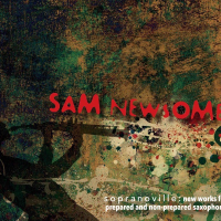 Album Sopranoville by Sam Newsome