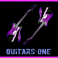 GUITARS ONE by Andrea Centazzo