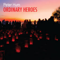 Album Ordinary Heroes by Peter Hum