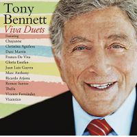 Album Viva Duets by Tony Bennett