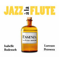 Album JAZZ A LA FLUTE - ESSENZA by Lorenzo Petrocca
