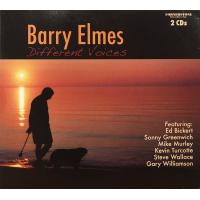 Album Different Voices by Barry Elmes