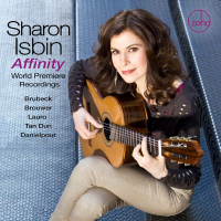 "Read ""Two From Sharon Isbin on Zoho Music"" reviewed by Jerome Wilson"