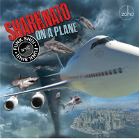 Album Shark NATO on a Plane