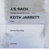 Album J.S. Bach: The Well-Tempered Clavier – Book I by Keith Jarrett