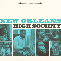 Album New Orleans High Society by New Orleans High Society