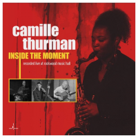 Camille Thurman: Inside The Moment