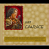 Album Just Candice by Candice