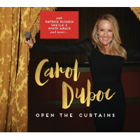 Album Open The Curtains by Carol Duboc